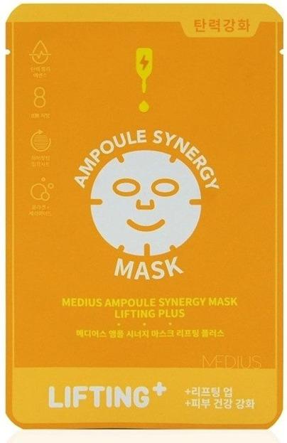 MEDIUS MINI Ampoule Sygnery Mask Lifting Maska w płachcie 25ml