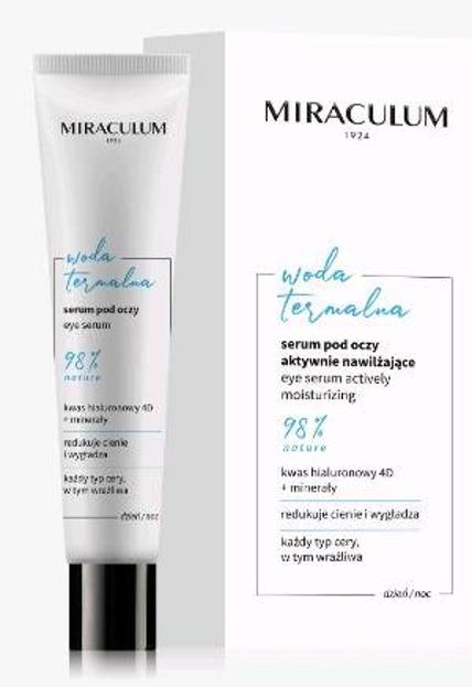 MIRACULUM serum pod oczy 98% 20ml