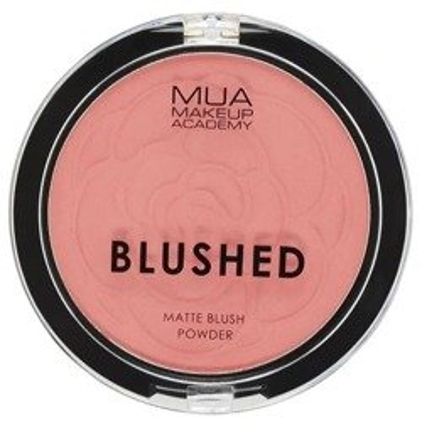 MUA Blusher Powder Matte Róż do policzków PAPAYA WHIP 6g