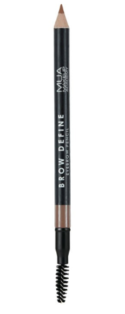 MUA Brow Define Kredka do brwi z temperówką Light Brown 1,2g