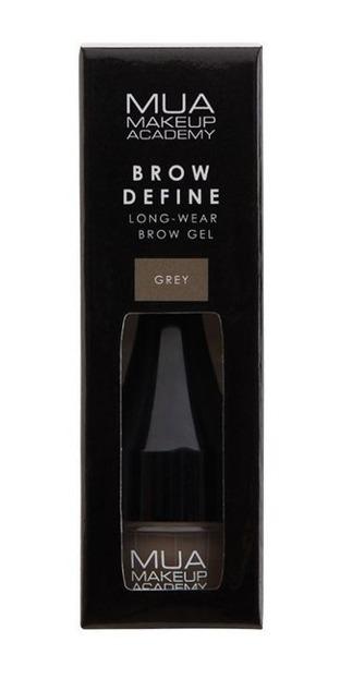 MUA Brow Define brow gel Pomada do brwi Grey 2,2g