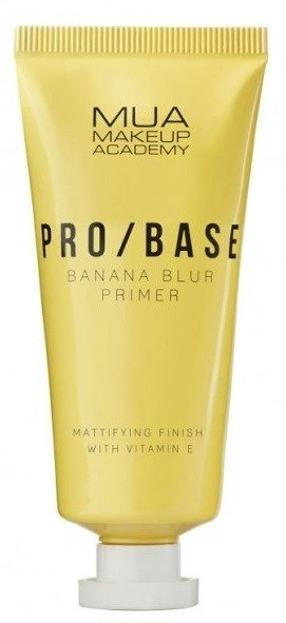 MUA PRO/BASE Banana Blur Primer Matująca baza pod makijaż 30ml
