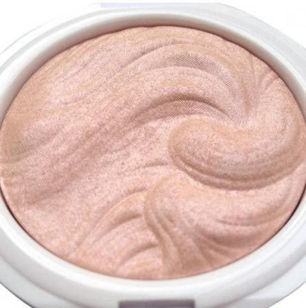 MUA Undress Your Skin Shimmer Highlighter - Rozświetlacz do twarzy i ciała