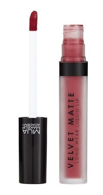 MUA Velvet Matte Liquid Lip Matowa pomadka w płynie DASH 3ml