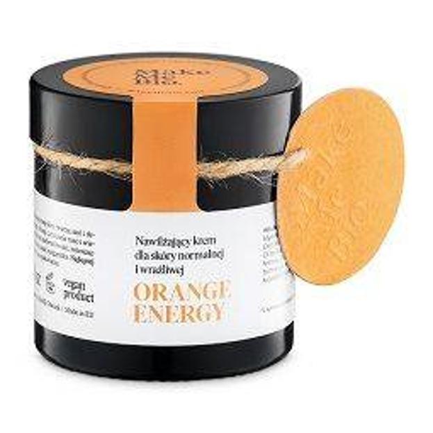Make Me Bio Orange Energy Krem nawilżający dla skóry normalnej i wrażliwej 60ml