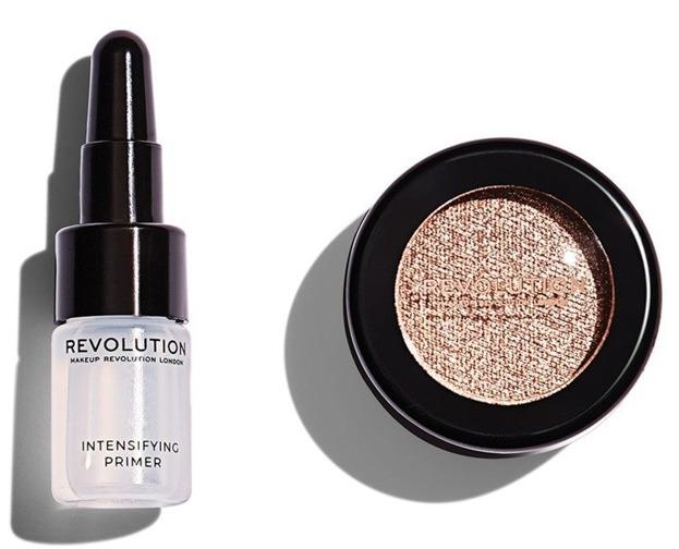 Makeup Revolution Flawless Foils Cień foliowy do powiek Rebound