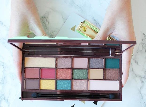 Makeup Revolution  I Heart Makeup CZEKOLADA Mint Chocolate