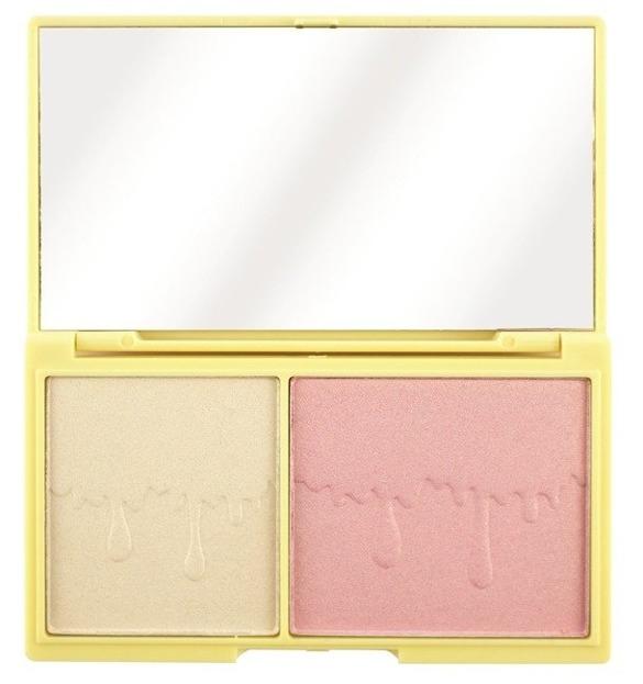 Makeup Revolution I Heart Makeup CZEKOLADKA  Light and Glow - Paletka do konturowania