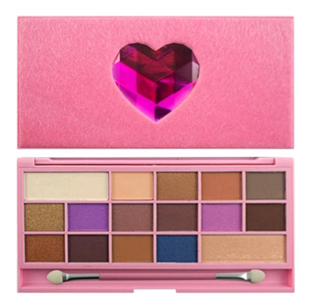 Makeup Revolution I Heart Unicorn Love Palette Paleta cieni do powiek