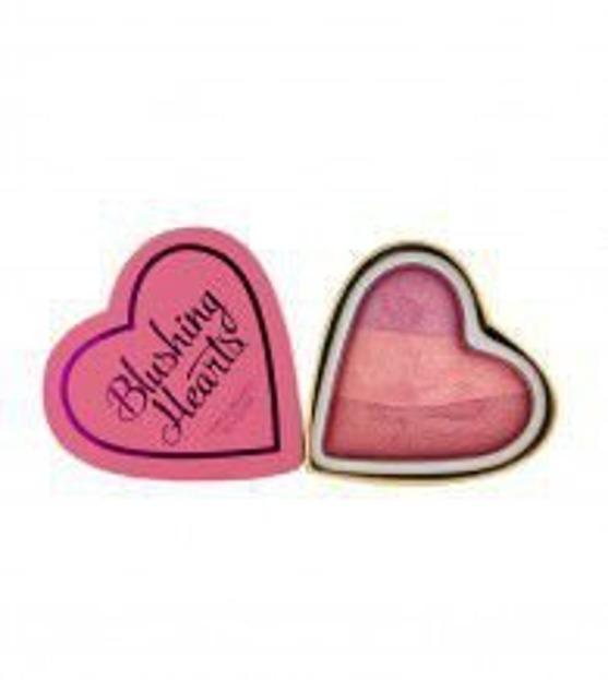 Makeup Revolution I heart Makeup Blushing Hearts-Blushing Heart Blusher