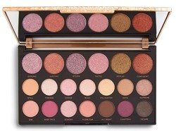 Makeup Revolution Jewel Collection Eyeshadow Palette Paleta cieni do powiek Deluxe