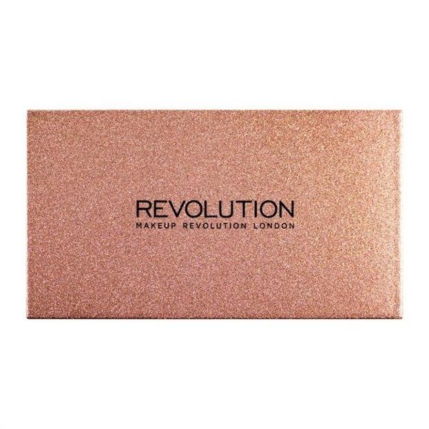 Makeup Revolution Life on the Dance Floor Guest List Eyeshadow Palette V4 Paleta cieni do powiek