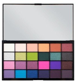 Makeup Revolution Life on the Dance Floor Sparkles Eyeshadow Palette Paleta cieni do powiek