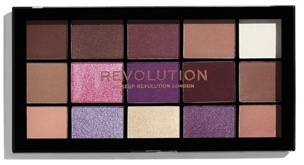 Makeup Revolution Re-Loaded Palette Visionary Paletka cieni do powiek