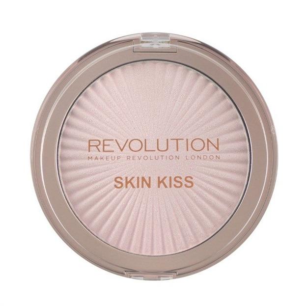 Makeup Revolution Skin Kiss Prismatic Kiss Highlighter Rozświetlacz do twarzy 14g