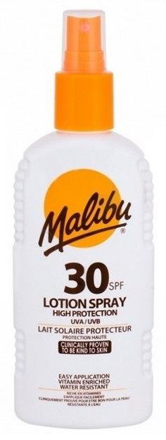 Malibu Lotion Spray High Protection 30SPF Spray do opalania 200ml
