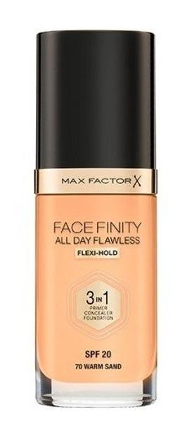 Max Factor Facefinity Foundation Fluid Podkład do twarzy 70 warm sand