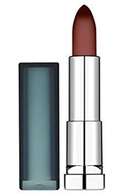 Maybelline Color Sensational MATTES Matowa Pomadka do ust 978 burgundy blush 4,4g