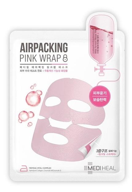 Mediheal AirPacking Maska witalizująca do twarzy w płachcie