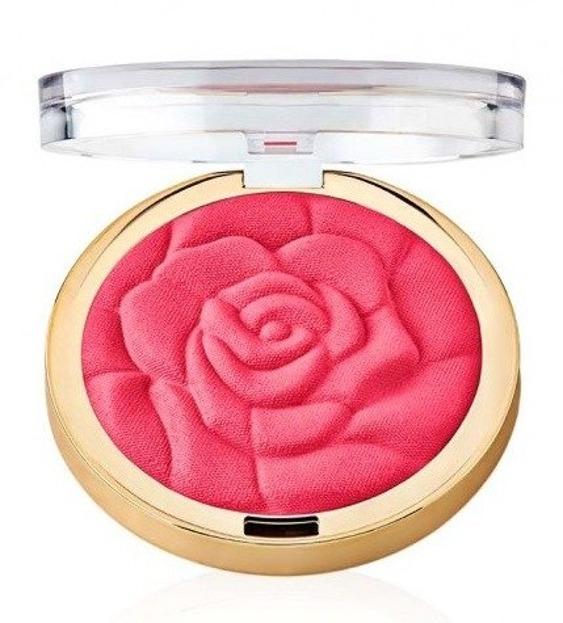 Milani Rose Powder Blush - Róż do policzków 08 Tea Rose
