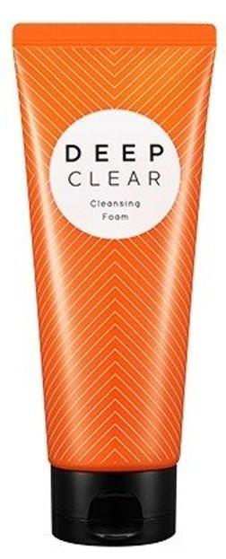 Missha Deep Clear Cleansing Foam Oczyszczająca pianka do mycia twarzy 150ml