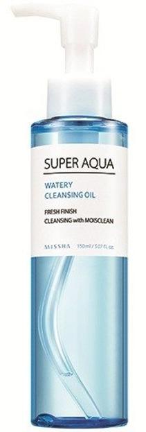 Missha Super Aqua Watery Cleansing Oil Olejek do demakijażu 150ml
