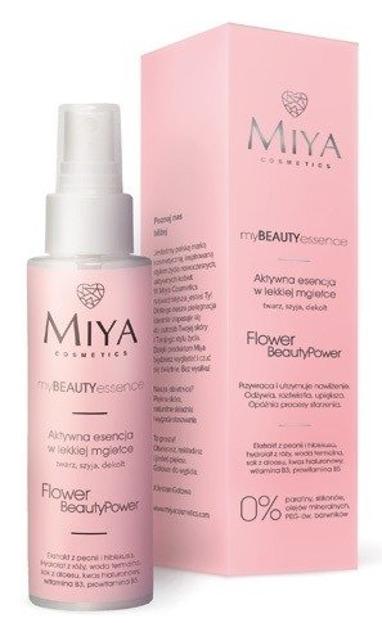 Miya FLOWER Beauty Juice Aktywna Esencja w Lekkiej Mgiełce 100ml