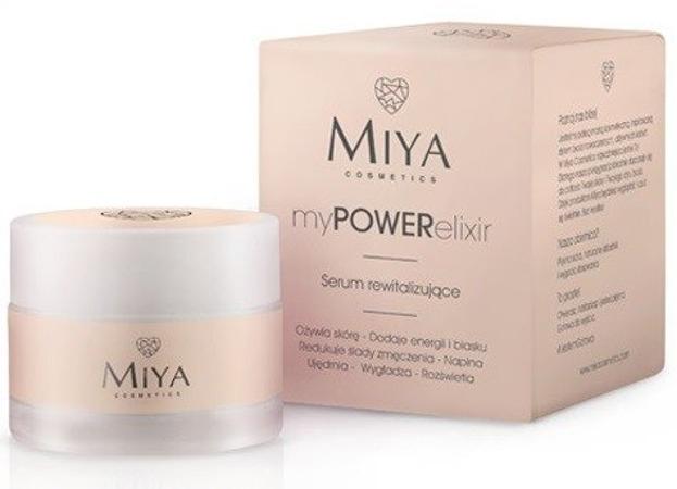 Miya MyPOWERelixir Naturalne serum rewitalizujące 15ml