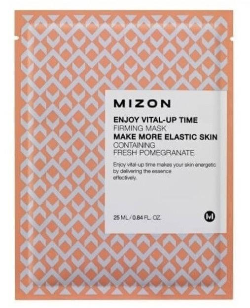 Mizon Enjoy Vital-Up Time Firming Mask - Maseczka ujędrniająca 25ml
