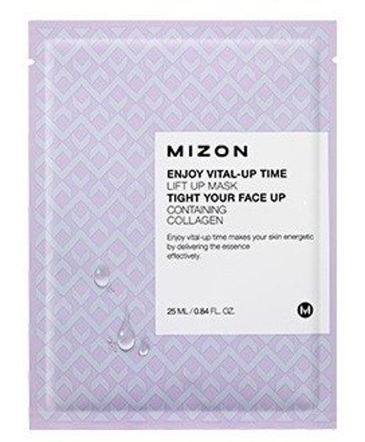 Mizon Enjoy Vital-Up Time Lift Up Mask - Maseczka liftingująca 23ml
