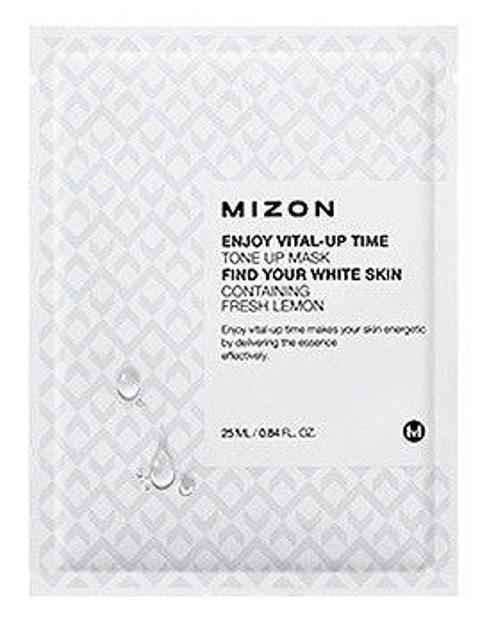 Mizon Enjoy Vital-Up Time Tone Up Mask - Maseczka orzeźwiająca 25ml