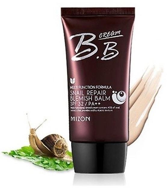 Mizon Snail Repair Blemish Balm SPF32/PA++ Krem BB ze śluzem ślimaka 50ml SandBeige#2