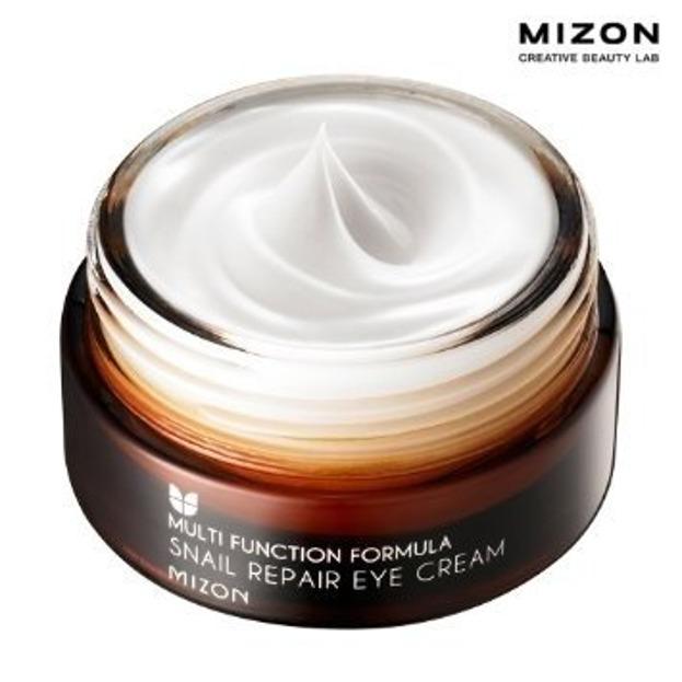 Mizon Snail Repair Eye Cream - Odmładzający krem pod oczy z zawartością śluzu ślimaka, 25 ml