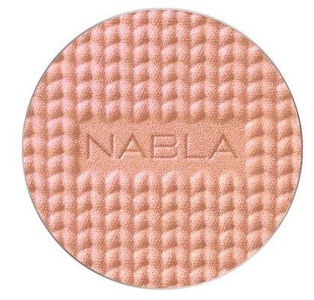 NABLA FREEDOMINATION REFILL Shade & Glow Obsexed Pudrowy rozświetlacz WKŁAD