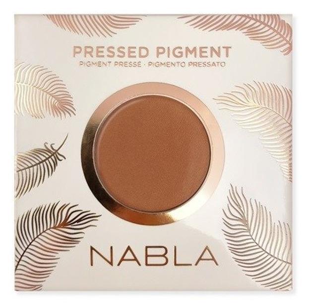 NABLA Feather Edition Pressed Pigment  Cień do powiek Cinnamon Wkład