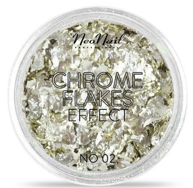 NEONAIL Chrome Flakes Effect 5960 02