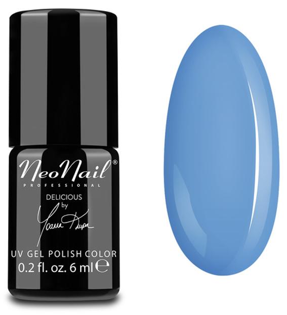 NEONAIL Lakier Hybrydowy 5639 Blue Cream Jelly 6ml