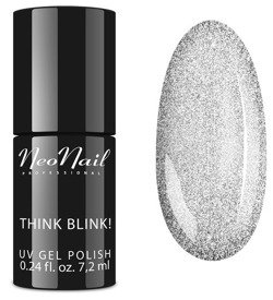 NEONAIL Think Blink! Lakier hybrydowy 6312 Twinkle White 7,2ml