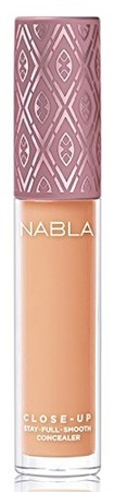 Nabla Close-Up Concealer Stay Full Smooth Korektor w płynie Medium Peach 4ml