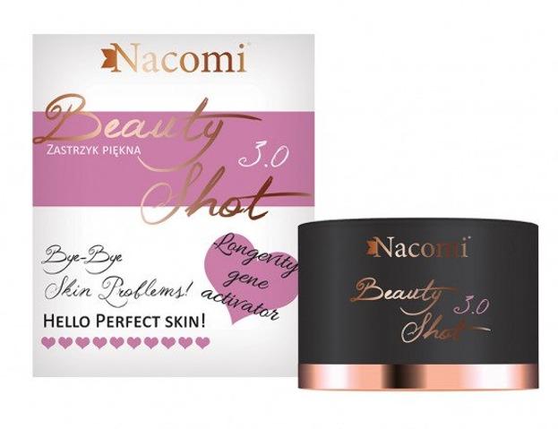 Nacomi Beauty Shot 3.0 Serum/Krem do cery odwodnionej i szarej 30ml