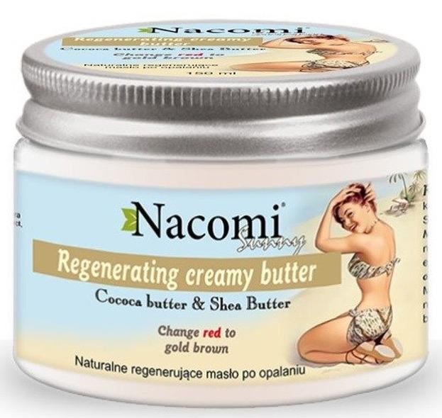 Nacomi Masło regenerujące 150ml