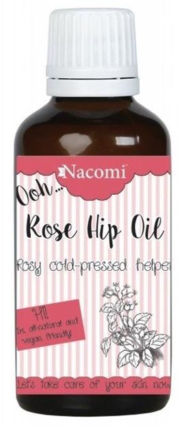 Nacomi Olej z dzikiej róży Eco 50ml
