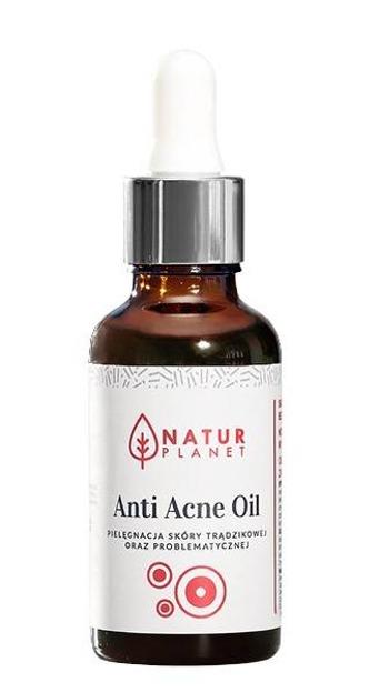 NaturPlanet Anti Acne Oil skóra trądzikowa 30ml