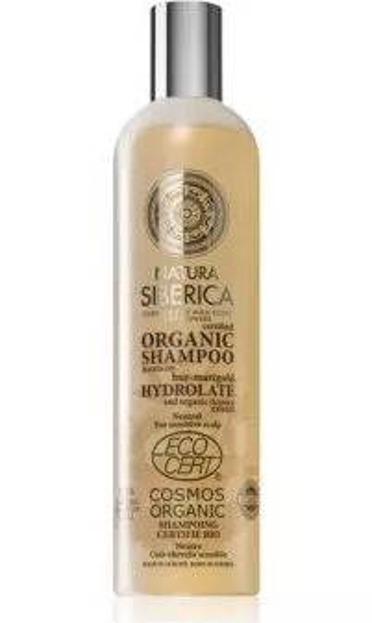 Natura Siberica Organiczny szampon do wrażliwej skóry głowy 400 ml
