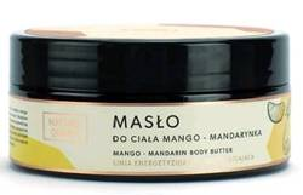 Nature Queen Masło do Ciała Mango/Mandarynka 150ml