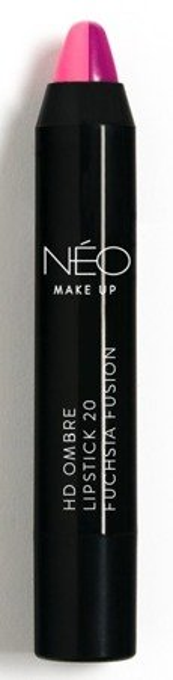 Neo Make Up HD Ombre Lipstick Pomadka do ust Ombre 20 Fuchsia fusion