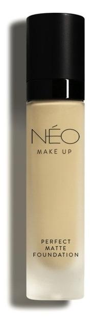 Neo Make Up Perfect Matte Foundation Podkład matujący do twarzy 01 35ml