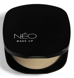 Neo Make Up Pro Skin Matte Pressed Powder Puder prasowany 02