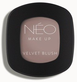 Neo Make Up Velvet blush Róż prasowany 02