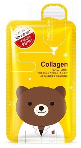 New Rorec Collagen Facial Mask Maska w płachcie z kolagenem